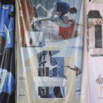 Halvor Rønning, Martyn ReynoldsDMT Monza Escort UV-print på nylon (2016)