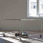 Halvor Rønning, Martyn ReynoldsAmp MT Radiostyrt bil, aluminium, diverse materialer (2016)