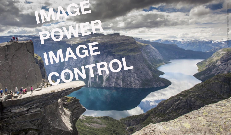 IMAGE POWER IMAGE CONTROL